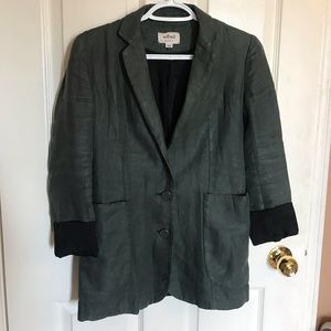 Wilfred | Green blazer